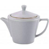 Porcelite Seasons Stone Conic Teapot 18oz / 50cl