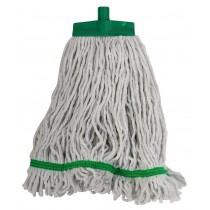 Stayflat Looped Mop Head 16oz Green
