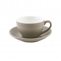 Stone Bevande Cono Coffee Saucers 14cm