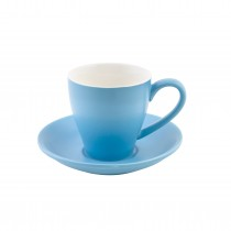Breeze Bevande Cono Coffee Saucers 14cm