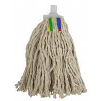 Cotton Colour Coded Tags Mop Head Interchange 14oz