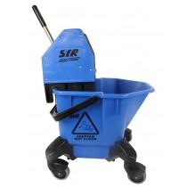 Combi Bucket & Wringer 20ltr Blue