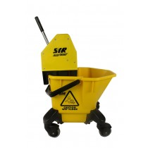 Combi Bucket & Wringer 20ltr Yellow