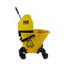 Combi Bucket & Wringer 20ltr Yellow