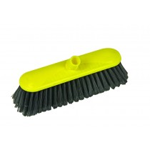 SYR Interchange Traditional Hard Broom Head Yellow