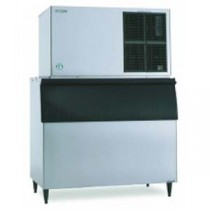 Hoshizaki Crescent Ice Machine (Water Cooled, Crescent ice)