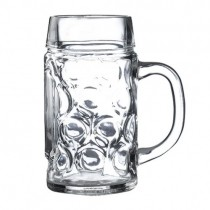 Beer Steins 0.5L 24oz Lined 1 Pint CE