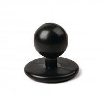 Whites Chefs Jacket Black Stud Buttons