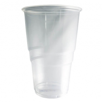 Disposable Pint to Rim Tumblers CE 20oz / 568ml
