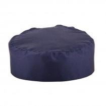 Chefs Skull Cap Blue