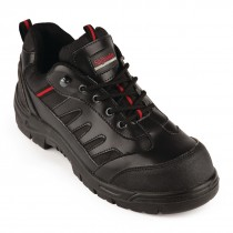 Slipbuster Unisex Safety Trainer Black