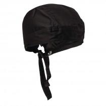 Chef Works Headwrap Black