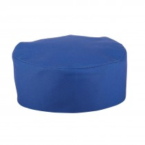 Chefs Skull Cap Royal Blue