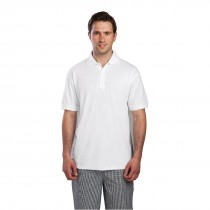 Uniform Works Polo Shirt White