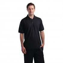 Uniform Works Polo Shirt Black