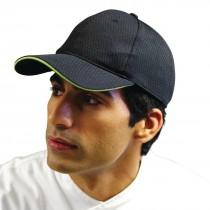 Cool Vent Baseball Cap Lime