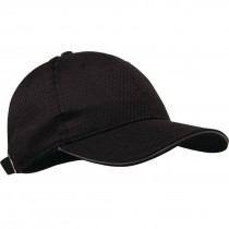 Chef Works Cool Vent Peak Baseball Cap with Grey