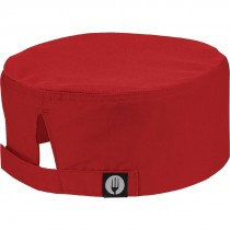 Chef Works Cool Vent Beanie Red