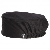 Chef Works Total Vent Chefs Beanies Black