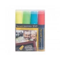 Liquid Chalk Marker Pen 7-15mm Assorted Colours
