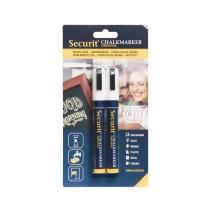 Liquid Chalk Pens 2-6mm White