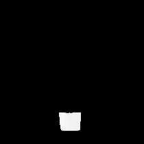 Churchill Alchemy Ambience Oval Salt 4.5cm