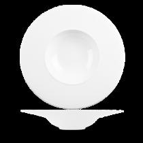 Churchill Alchemy Ambience Fine China Medium Rim Bowl 28cm