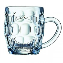 Britannia Dimpled Tankard Panelled 29cl 10oz