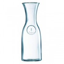 Bystro Glass Decanter / Carafe 1 Litre 35.2oz