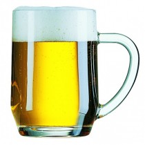 Haworth/Mancunian Tankard 20.6oz Pint LCE 1/2 Pt
