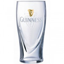 Guinness Pint Glasses CE Marked 20oz / 58.5cl