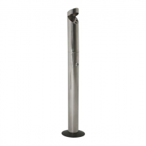 Stainless Steel Floor Standing Smokers Pole