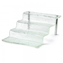 Four Step Acrylic Waterfall Riser