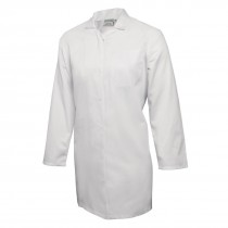 Whites Ladies Food Hygiene Coat White