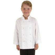 Whites Childrens Chef Jacket White Small
