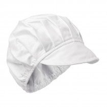 Whites Peaked Hat White