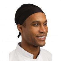Whites Chef Bandana Black