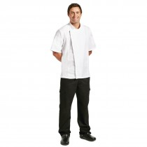 Chef Works Short Sleeve Unisex Chefs Jackets