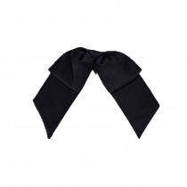 Floppy Bow Tie Black