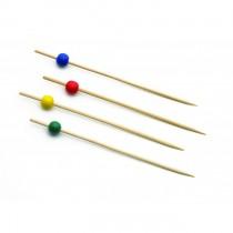 Bamboo Ball Picks 11.5cm