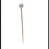Bamboo Baseball Sport Picks 11.5cm