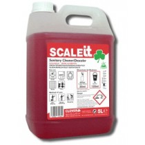 Clover ScaleIT Sanitary Cleaner & Descaler 5ltr