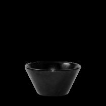 Churchill Bit on the Side Zest Snack Bowl Black 12.1 x 6.5cm