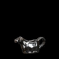 Churchill Bit on the Side Black Cow Jug 17 x 8cm