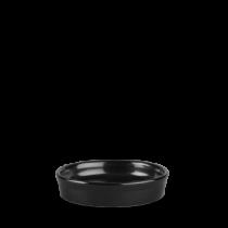Churchill Mediterranean Mezze Dish Black 11cm
