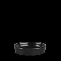 Churchill Mediterranean Mezze Dish Black 13cm