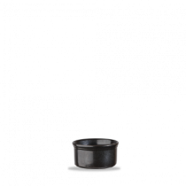 Churchill Cookware Small Ramekins Black 7cm