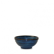 Churchill Bit on the Side Ripple Snack Bowls Sapphire 10.4 x 4.9cm