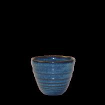 Churchill Bit on the Side Ripple Chip Mug Sapphire 9.5 x 8.3cm