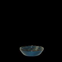 Churchill Bit on the Side Ripple Dip Dish Sapphire 11.3 x 3.5cm